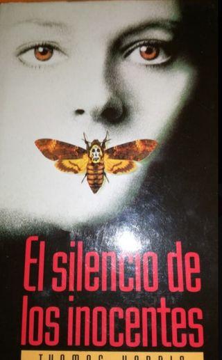LOTE EL SILENCIO DE LOS CORDEROS. NOVELA Y DVD