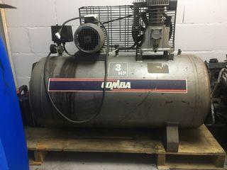 Compresor de aire 3cv PUSKA comba