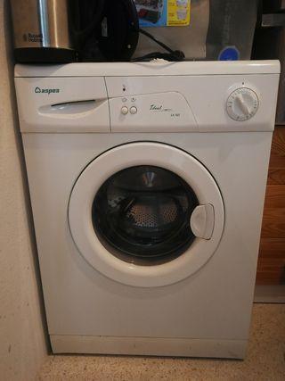 lavadora en buenas condiciones