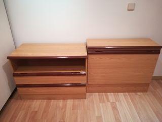 mueble modular apilable.