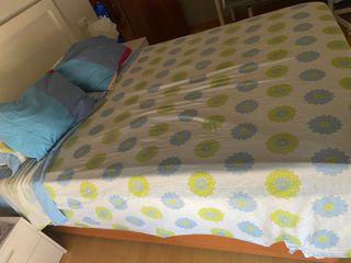 Canapé y colchón 135x190 . Precio 180 euros