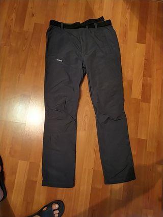 Pantalón de montaña Boriken gris