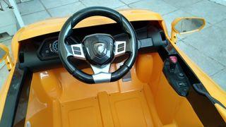 Coche eléctrico Lamborghini Aventador