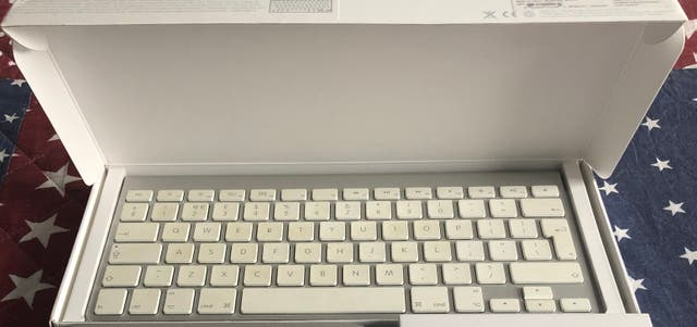 Apple Magic Keyboard original (Teclado Apple)