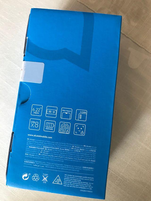Smartphone ALCATEL 1S (año 2020)