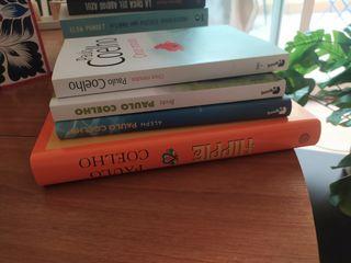 Colección de libros Paulo Coelho
