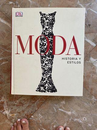 Libro de moda DK