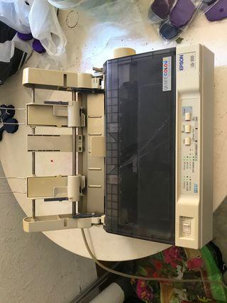 Impresora de agujas epson LQ-300