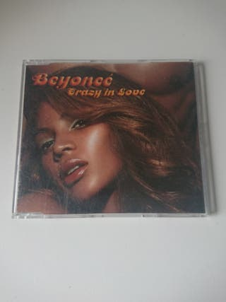 Beyonce Cd Single Crazy in love