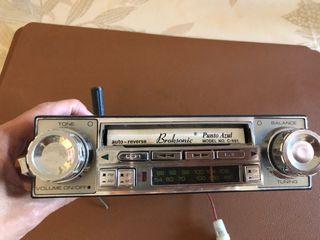Radio vintage Broksonic
