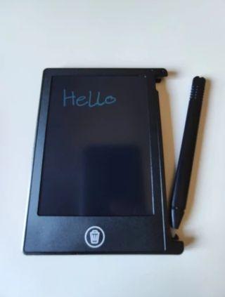 Tablet de escritura