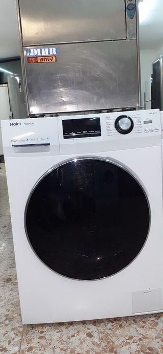 lavadora haier 8kg siminueva muy poco uso