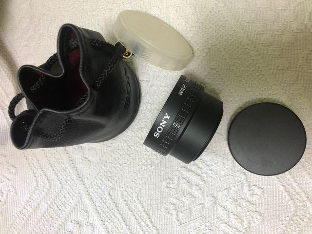 Videocámara recorder SONY HI8, CCD-V600E