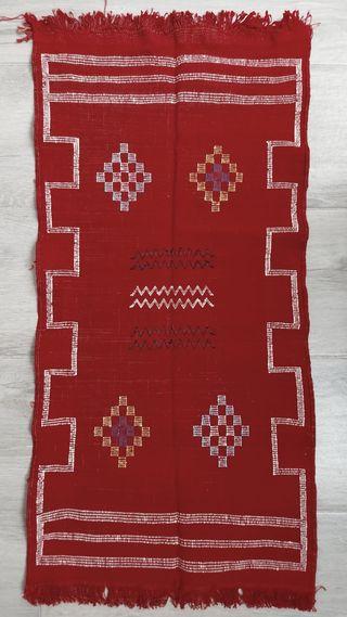 Alfombra bereber artesanal Marruecos