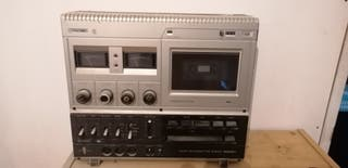 Grabador Cassette Antiguo