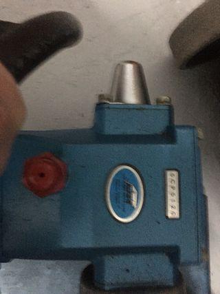 Máquina de alta presión