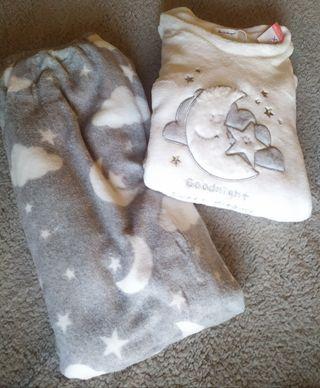 Pijama polar talla XL 46-48