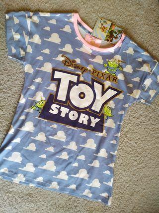 Camiseta de pijama Toy Story 4 Disney