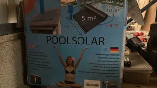 calentadores solares piscina