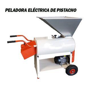 PELADORA ELÉCTRICA DE PISTACHO