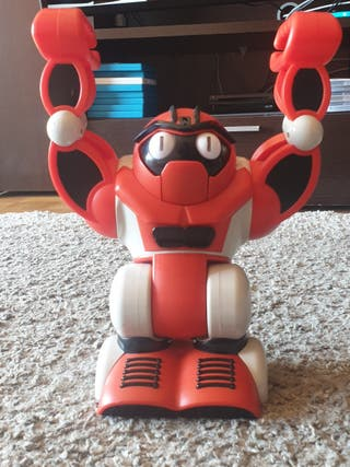 robot juguete boombot