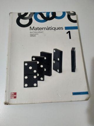 Libros 1° de Bachillerato