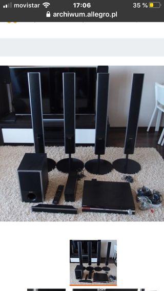 Sony dav dz860w