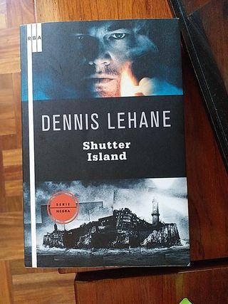 """LIBRO:""""SHUTTER ISLAND"""" DE DENNIS LEHANE"""