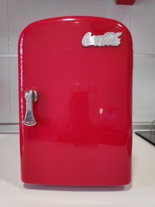 Mini nevera Coca Cola