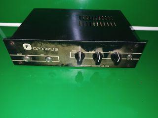 Amplificador de micro para coche
