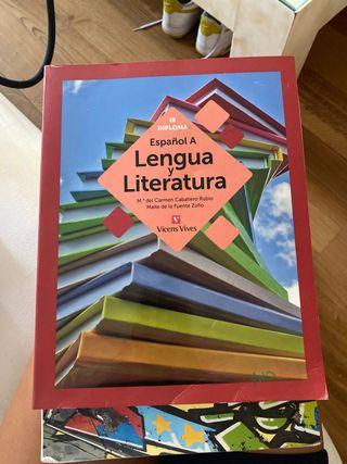 Lengua y literatura 1 bachillerato ib vicens vives