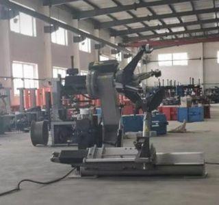 desmontadora ruedas tractor