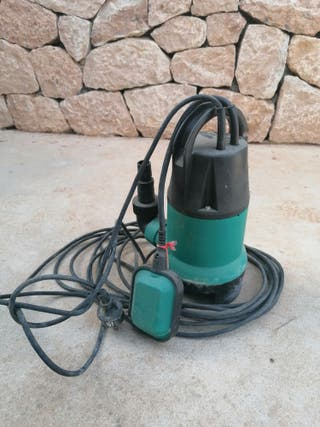 bomba sumergible de agua