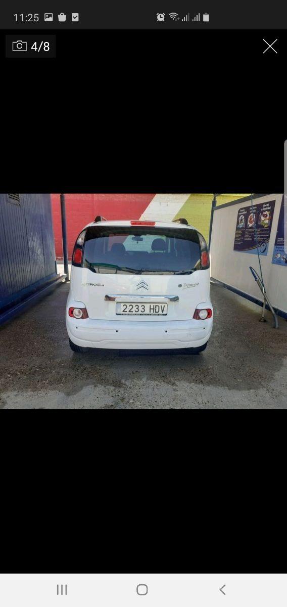 Citroen C3 Picasso 2011 De Segunda Mano Por 5 000  U20ac En Algeciras En Wallapop