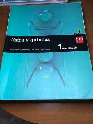 Libro FYQ 1 Bachillerato