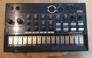 Sintetizador secuenciador VOLCA Beats con MIDI out