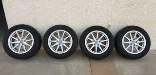 "Llantas Audi 16"" originales"
