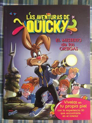 Las Aventuras de Quicky