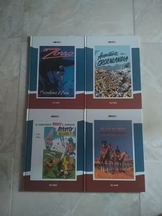 Lote comics