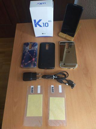 smartphone LG K10 4G
