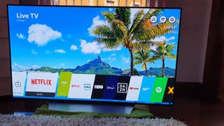 TV LG OLED 55C7V 4K HDR