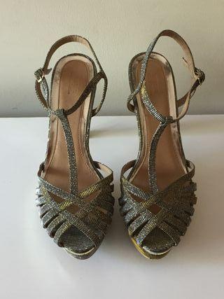 Zapatos tacón fiesta Benini