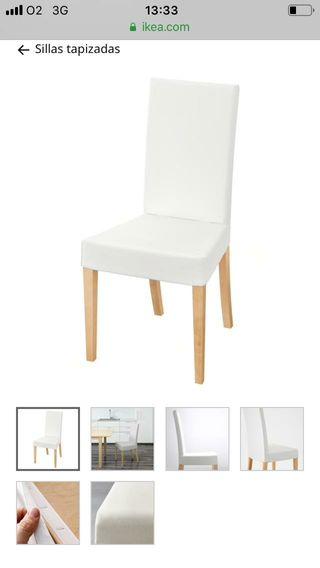 Sillas salón IKEA
