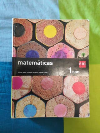 Pack libros 1°ESO