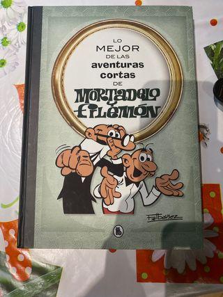 Aventuras cortas de Mortadelo y Filemón