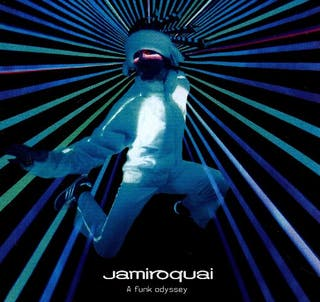 CD. JAMIROQUAI. A FUNK ODYSSEY.
