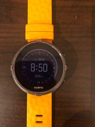 Reloj Sunnto Spartan Sport Wrist Hr Baro