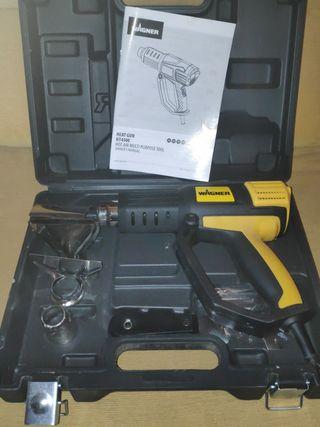 pistola de calor wagner ht4500