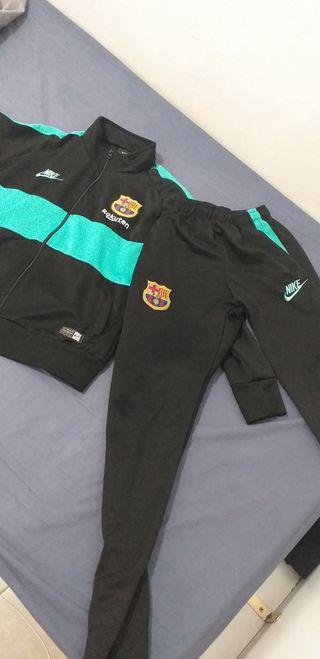 Chandal del Barça como nuevo