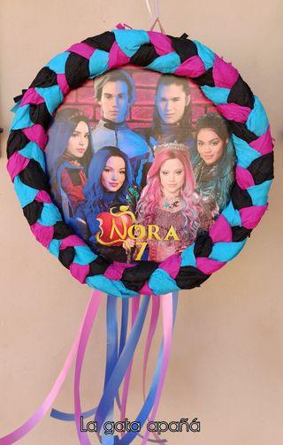 Piñata Descendientes